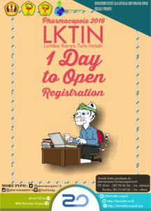 TOMORROW! Are you ready for LKTIN?